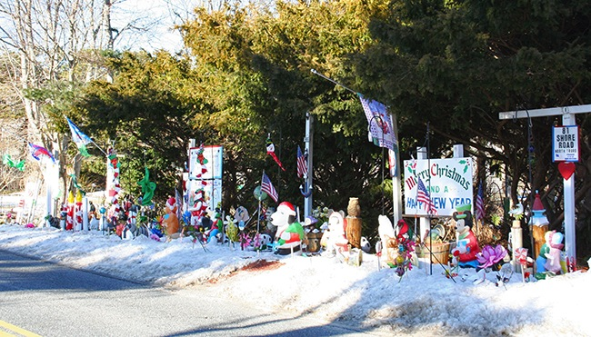 Tacky Christmas in P-Town  Cape MA